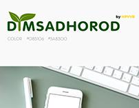 Презентация логотипа для DIMSADHOROD