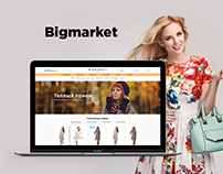 Bigmarket Online brand store