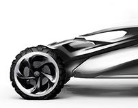 Toyota X Concept