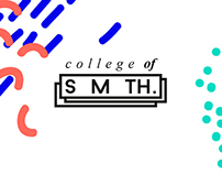 College of smth.