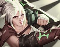 Riven - League of Legends