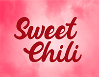SWEET CHILI I modern script font