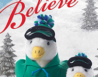 2013 Aflac Duck Campaign