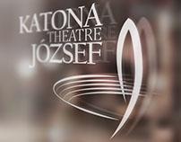 József Katona Theatre business design (2012)