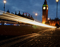 Photography in Cambridge & London - Video