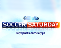 Soccer Saturday - On-Screen Graphics