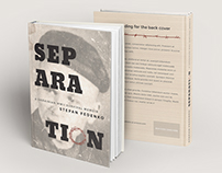 SEPARATION | English Translation Book Cover Options