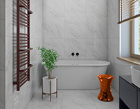 private residence. Bathroom I