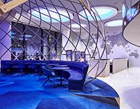 2018: Rublev Lounge - Architecture Masterprize '18