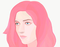 The astrology girl