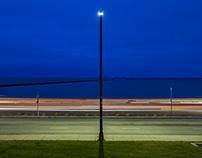 Dusk & Dawn Chicago 2014 & 2015 © Jeffrey Wertheimer