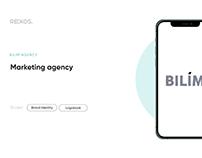 BILIM Agency branding