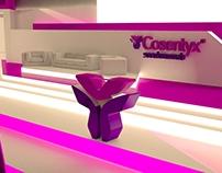 Cosentyx Stage Design