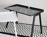 Robin Desk (Marble)