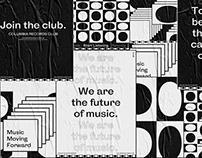 Columbia Records Rebrand