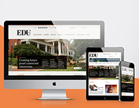 EDU - Responsive Website Deign