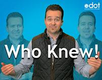 Who Knew! (ODOT Video Series)