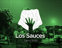 Identidad para Los Sauces, mi barrio lindo.
