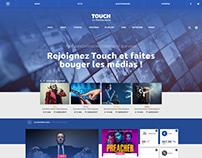 Website Touch - v3