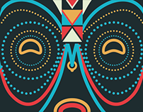 Massai - Illustration inspired by great culture style