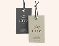 Hero Wear Brand Design