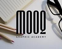 MOOQ Graphic Academy - Logotipo e Brand Identity