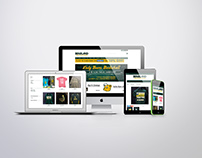 Baylor University Retail Website