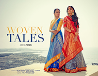 WOVEN TALES