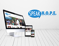 Speak HOPE Website