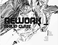 Phillip Glass: Rework