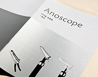Anoscope Catalogue for Yufu Itonaga Co,. LTD.