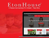 Etonhouse at Thao Dien™ Website