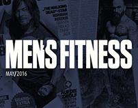 Men's Fitness Germany - May/2016