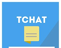 TCHAT - application