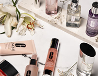 CLINIQUE Product Photoshoot