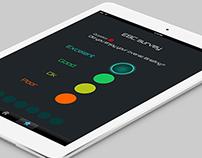 EBC Survey App (concept only)