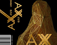 CD/Tape cover artwork for AUXX