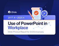 iSlide Prodct Report 2020 - Something About PowerPoint