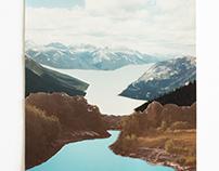 Valérie Mercier's collages