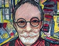 Studio Self-portrait