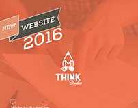 New Website Think Studio 2016