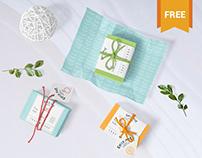 Free Craft Soap Mockup