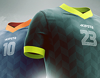 Kipsta football shirt 2015