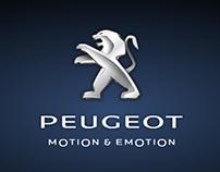 Peugeot - Feel The Road