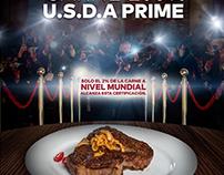 USDA Prime - Publicidad