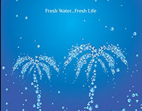 Fresh water fresh life campaign