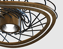 Parametric Pendant Light | JEEV