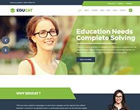 Educat - Education & LMS WordPress Theme