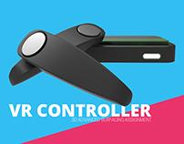 VR CONTROLLER CASE STUDY