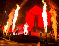 Cassper Nyovest // Fill Up Orlando Stadium